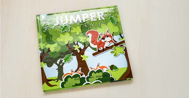 kinderboek | Probook - boek maken