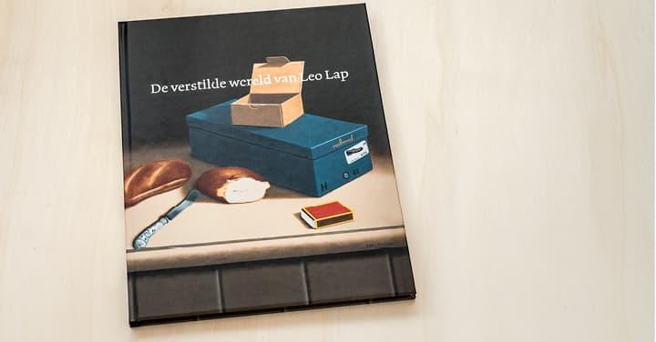 hardcover met mat laminaat