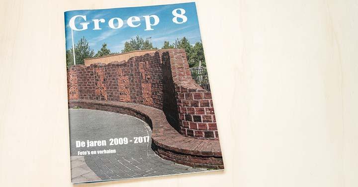 tijdschrift einde groep 8
