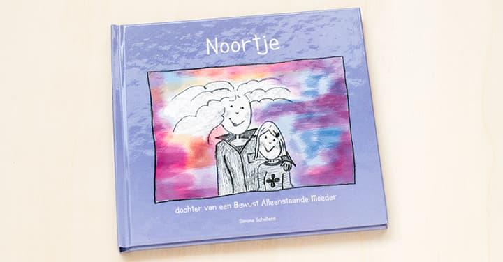 Noortje | kinderboek | Probook - boek maken