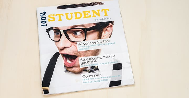 tijdschrift - magazine | Probook - boek maken