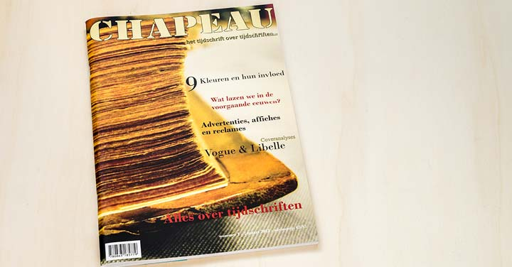 tijdschrift of magazine maken