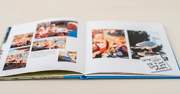 Maak jouw eigen fotoboek