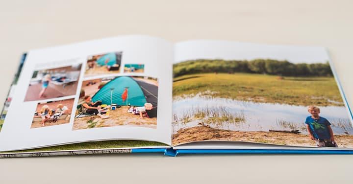 fotoboek vakantie | Probook - boek maken