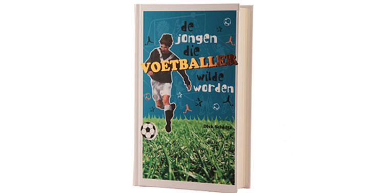 prentenboek voetballer