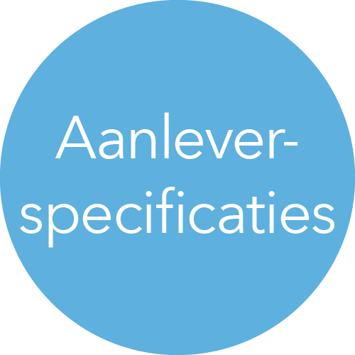 Aanleverspecificaties