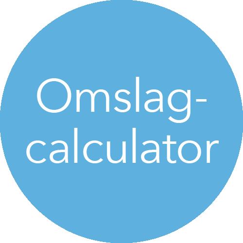 Omslagcalculator