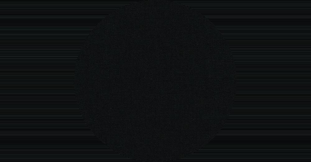 Linnen-rond-4000-ZWART