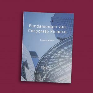 Corporate Finance Opgavenboek