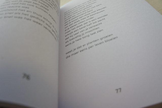 Gedachten en gedichten - binnenwerk