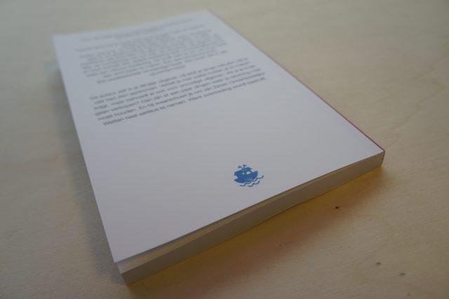 Publiceer je eigen boek - achterkant