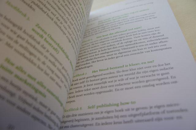 Publiceer je eigen boek - binnenwerk