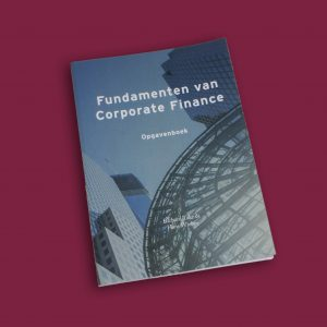 Corporate Finance opgavenboek