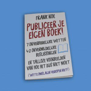 Publiceer je eigen boek!