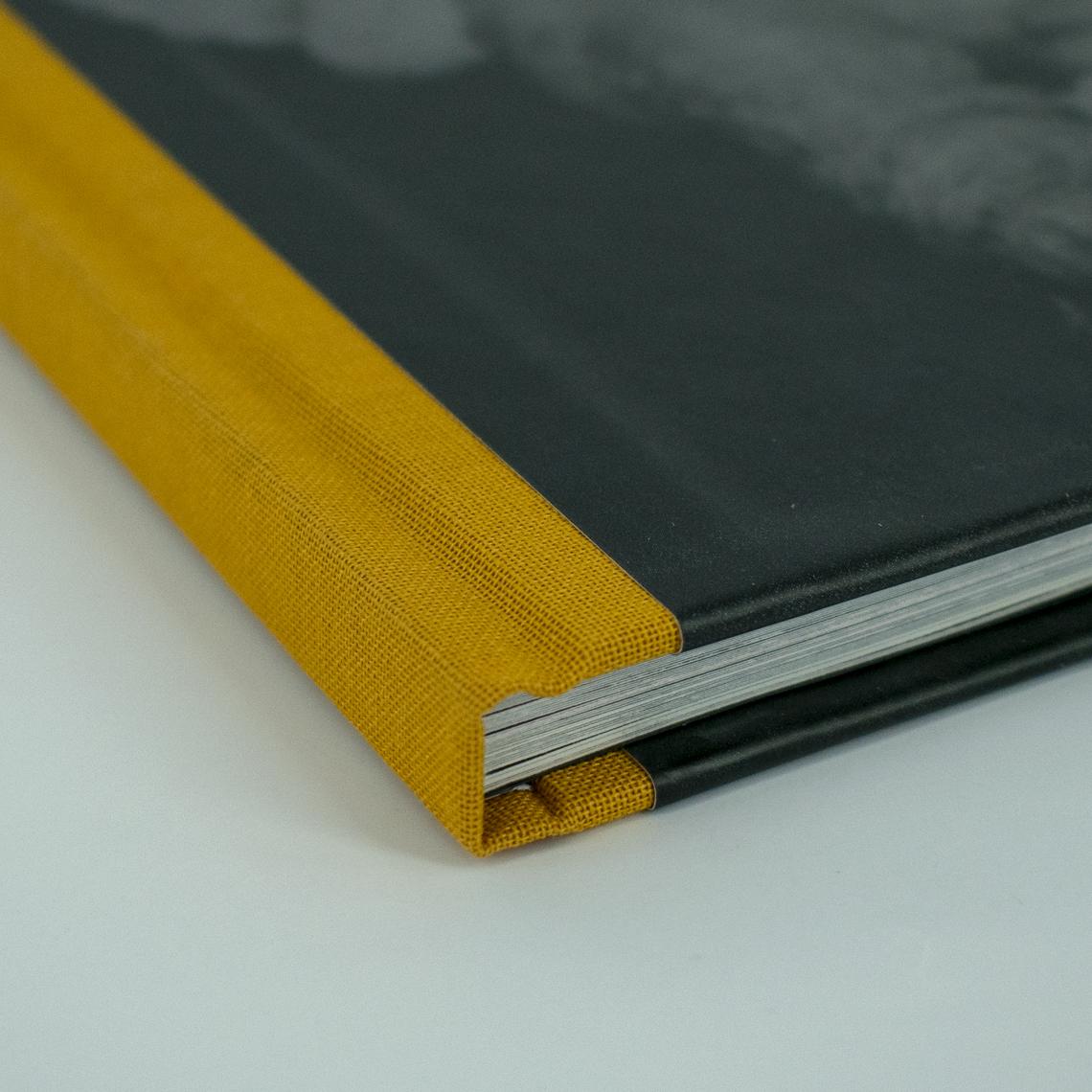 hardcover halflinnen