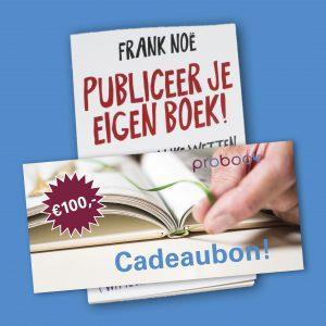 100 euro cadeaubon + gratis boek