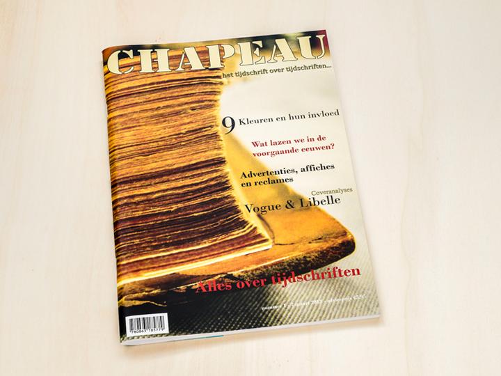 tijdschrift maken