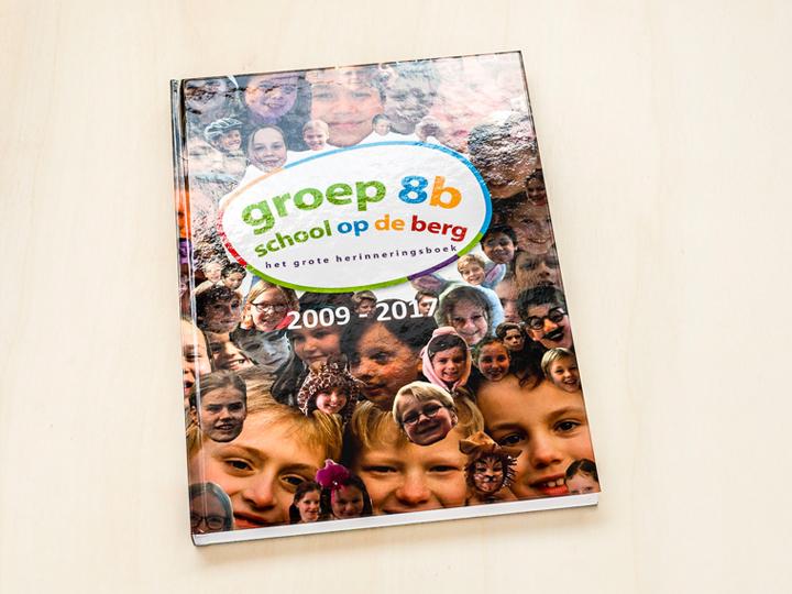 jaarboek groep 8 drukken