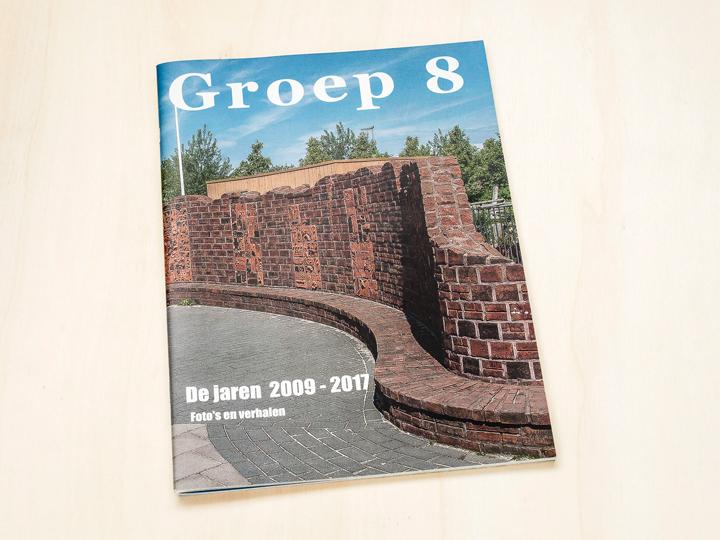 jaarboek groep 8 maken