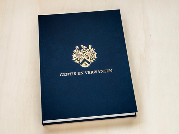 familieboek in luxe uitvoering
