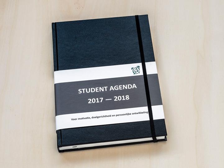 zelf een agenda maken