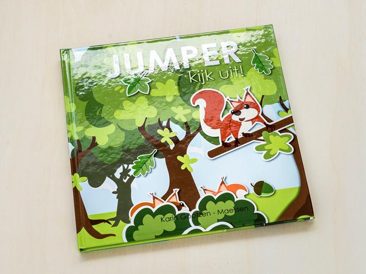voorbeeld kinderboek