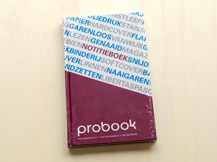 notitieboek maken