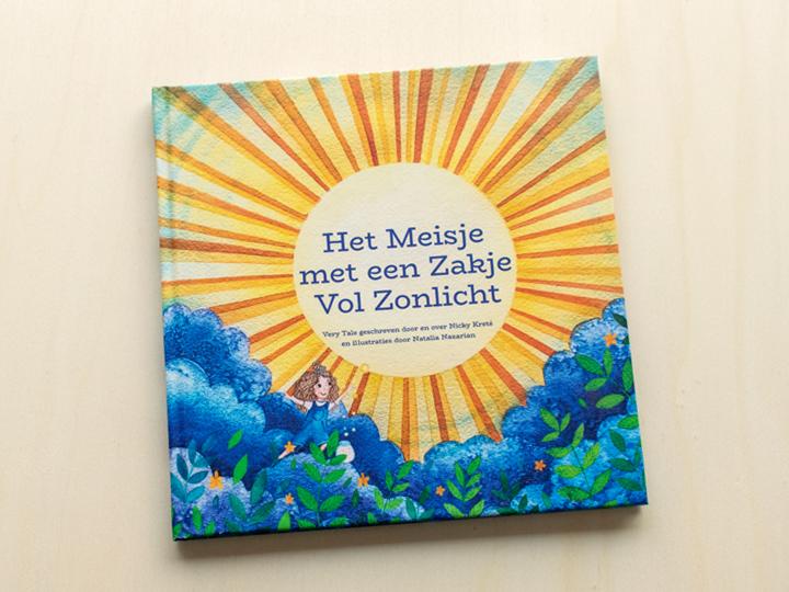 eigen kinderboek uitgeven