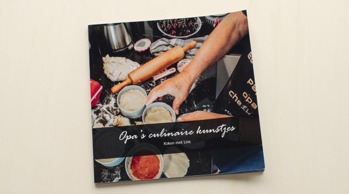 eigen kookboek maken