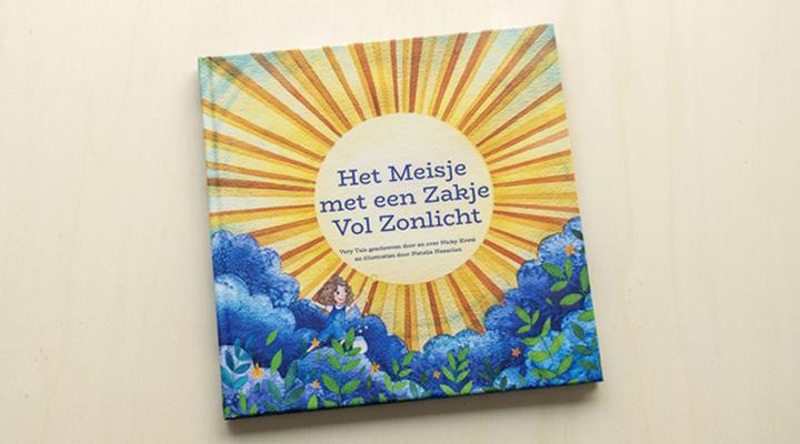 kinderboek laten drukken