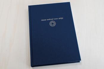 hardcover linnen boek drukken