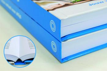 genaaide hardcover drukken kleine oplage