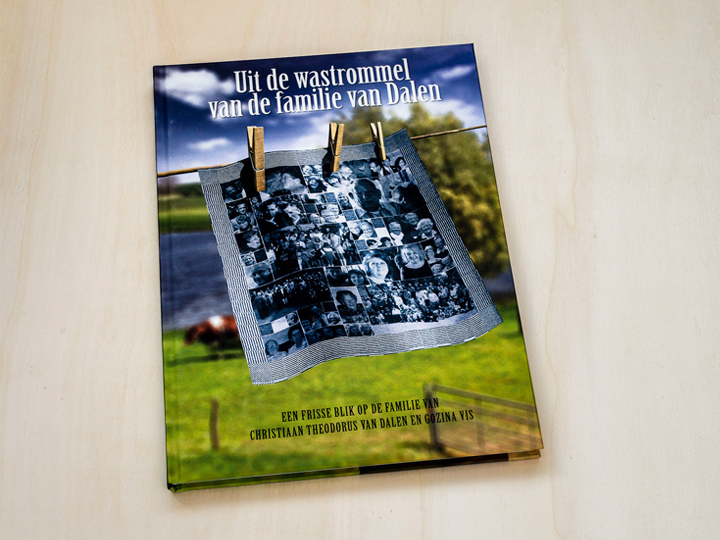 familieboek laten drukken