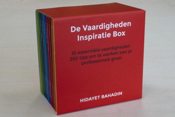 De Vaardigheden Inspiratiebox
